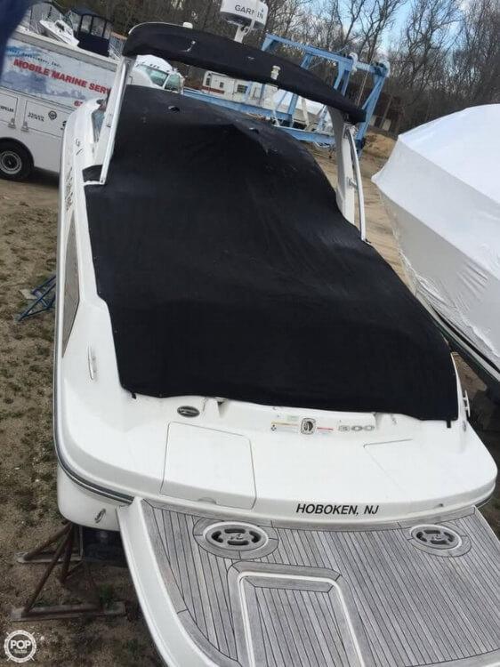 2011 Sea Ray 300 SLX Bowrider - Photo #3