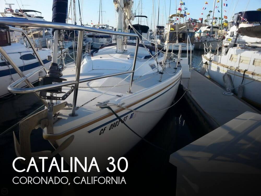 1984 Catalina 30 - Photo #1