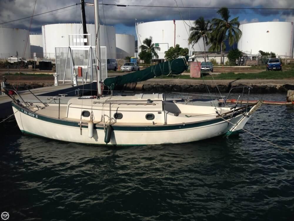 1978 Pacific Seacraft 25 - Photo #5