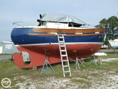 Fisher 30, 30', for sale - $29,500
