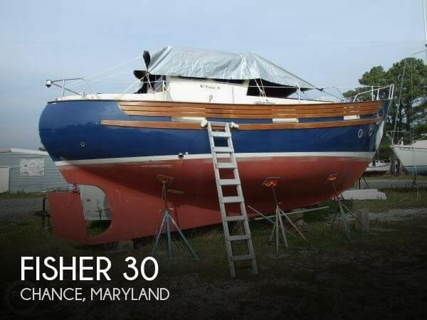 Used Fisher Boats For Sale by owner | 1976 Fisher 30