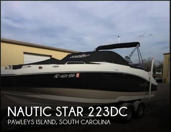 2014 Nautic Star 223DC - Photo #1