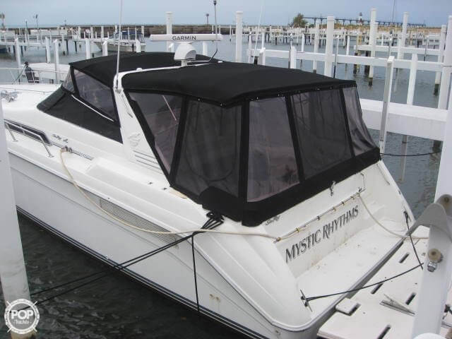 1991 Sea Ray 480 Sundancer - Photo #3