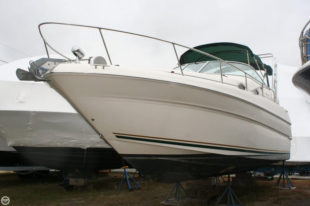 2000 Sea Ray 270 Sundancer - Photo #5