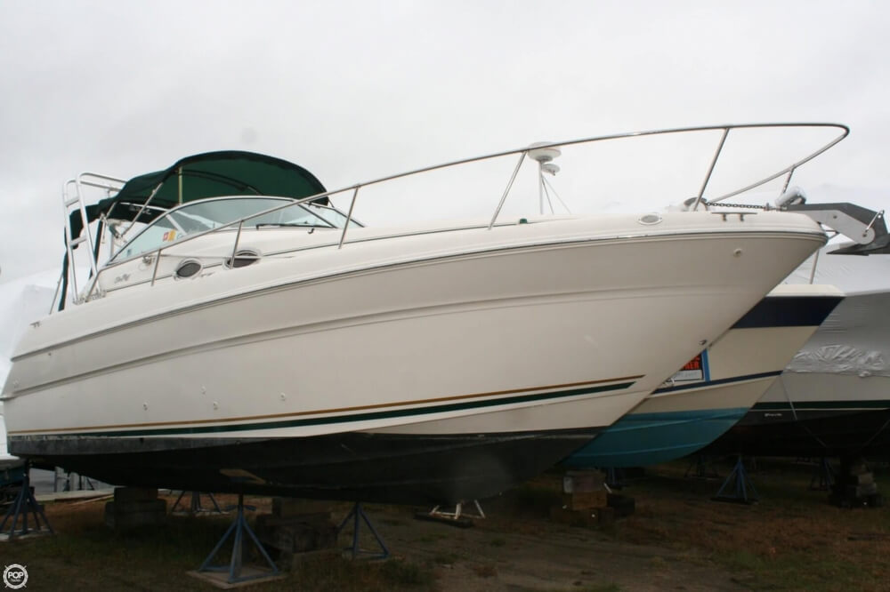2000 Sea Ray 270 Sundancer - Photo #6