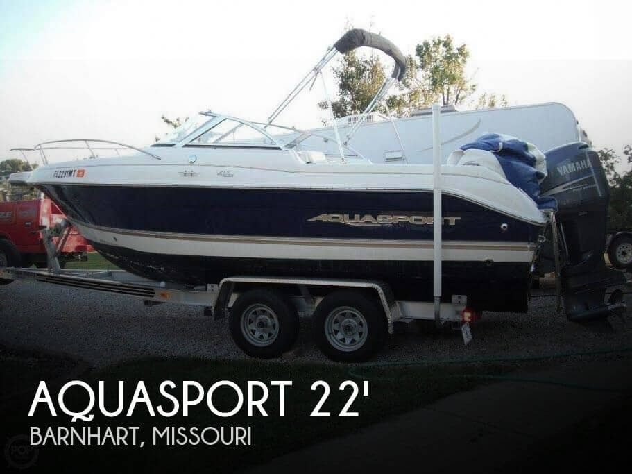 2005 Aquasport 215 Osprey Sport