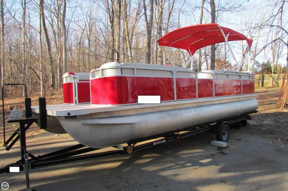 2001 Smoker Craft boat for sale, model of the boat is 824 Sunsport Cruise & Image # 4 of 41