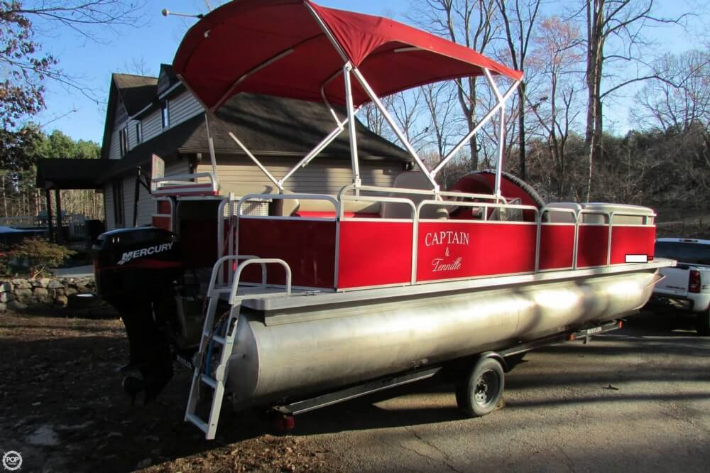 2001 Smoker Craft boat for sale, model of the boat is 824 Sunsport Cruise & Image # 6 of 41