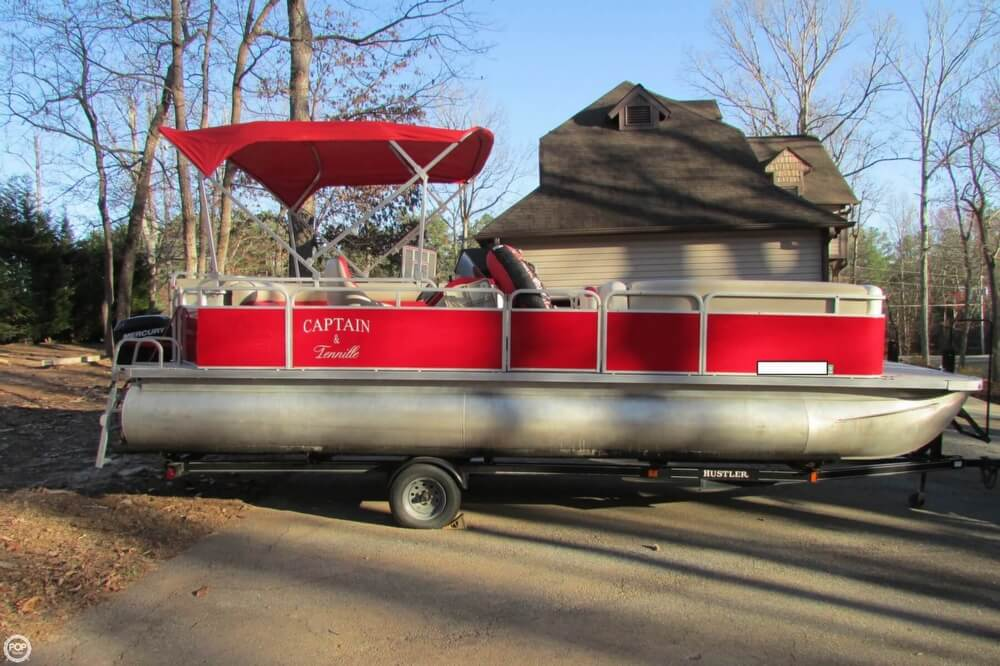 2001 Smoker Craft boat for sale, model of the boat is 824 Sunsport Cruise & Image # 7 of 41