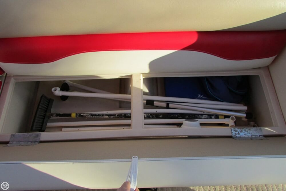 2001 Smoker Craft boat for sale, model of the boat is 824 Sunsport Cruise & Image # 24 of 41
