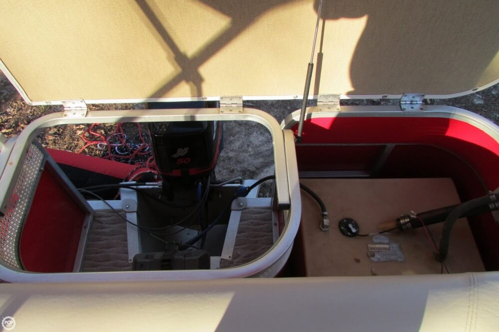 2001 Smoker Craft boat for sale, model of the boat is 824 Sunsport Cruise & Image # 27 of 41