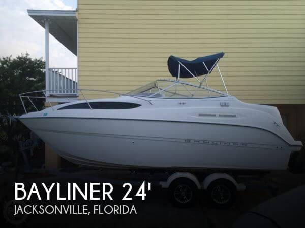 2003 Bayliner Ciera 245SB - Photo #1