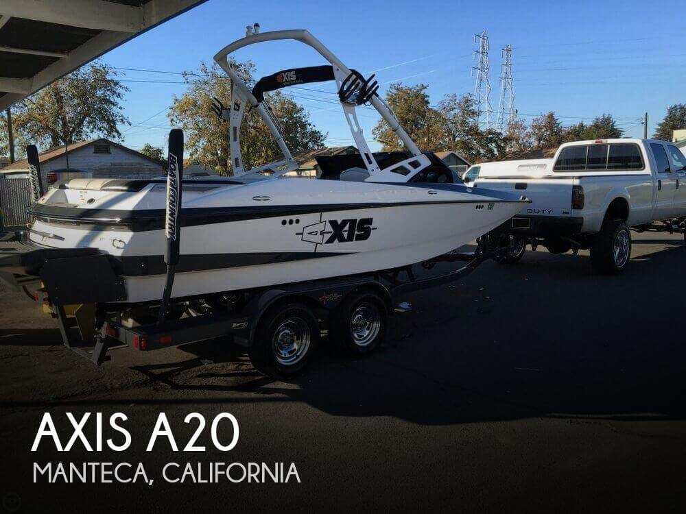 2014 AXIS A20 for sale