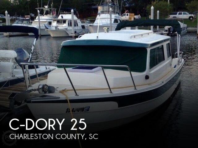 2005 C-Dory 25 - Photo #1