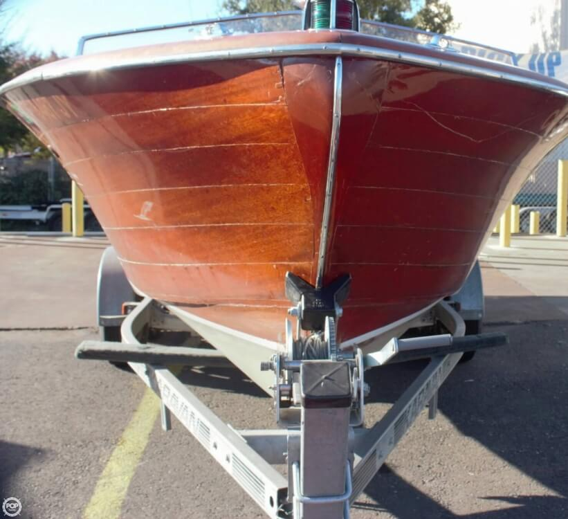 1956 Chris Craft boat for sale, model of the boat is 23 Continental & Image # 4 of 40