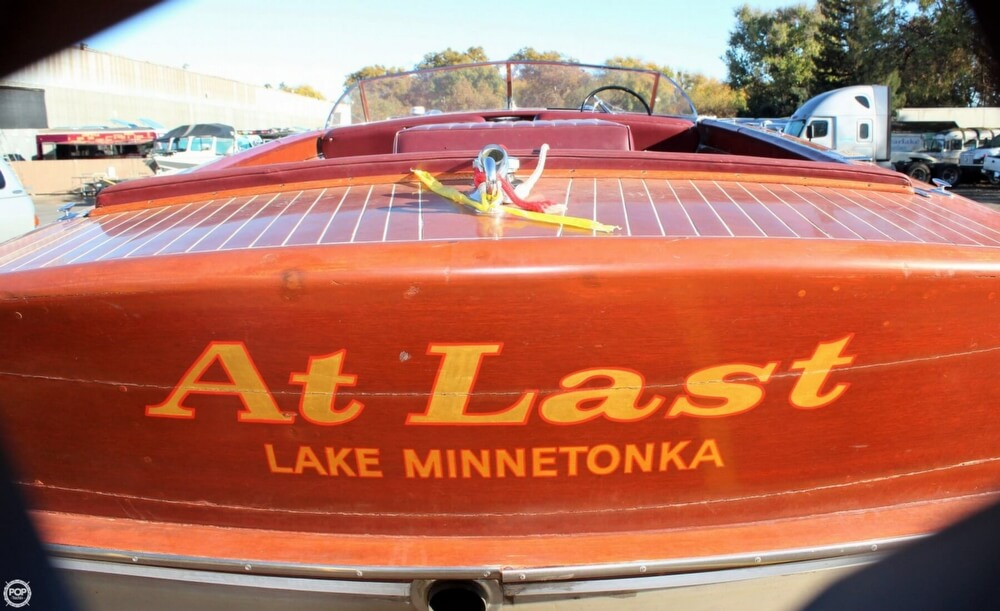 1956 Chris Craft boat for sale, model of the boat is 23 Continental & Image # 6 of 40