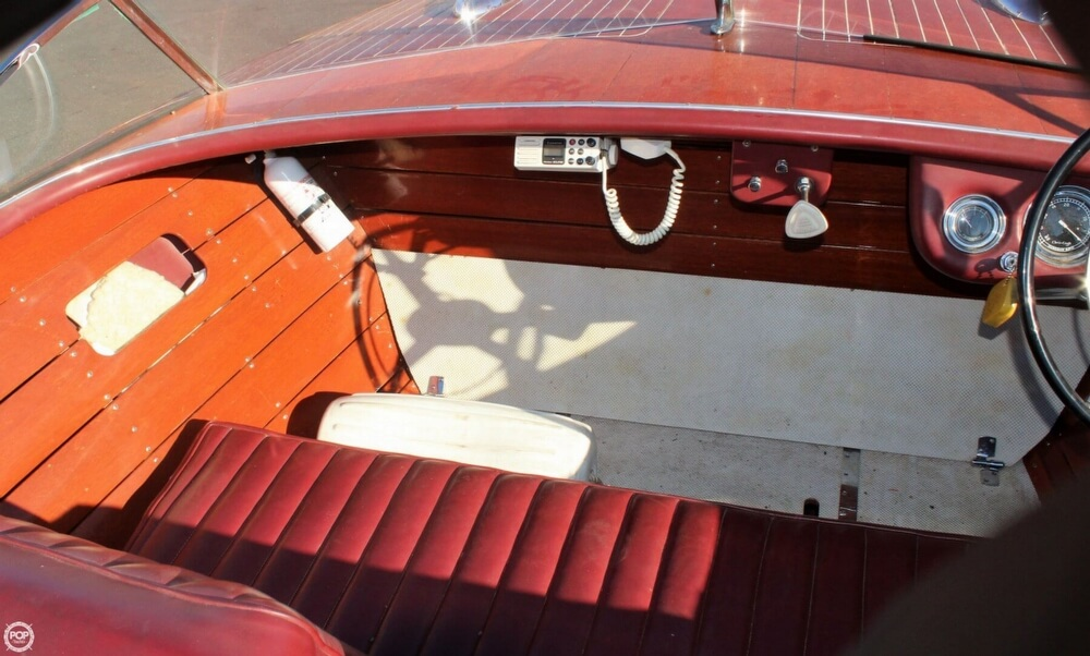 1956 Chris Craft boat for sale, model of the boat is 23 Continental & Image # 3 of 40