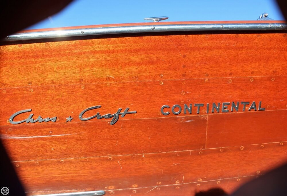 1956 Chris Craft boat for sale, model of the boat is 23 Continental & Image # 14 of 40