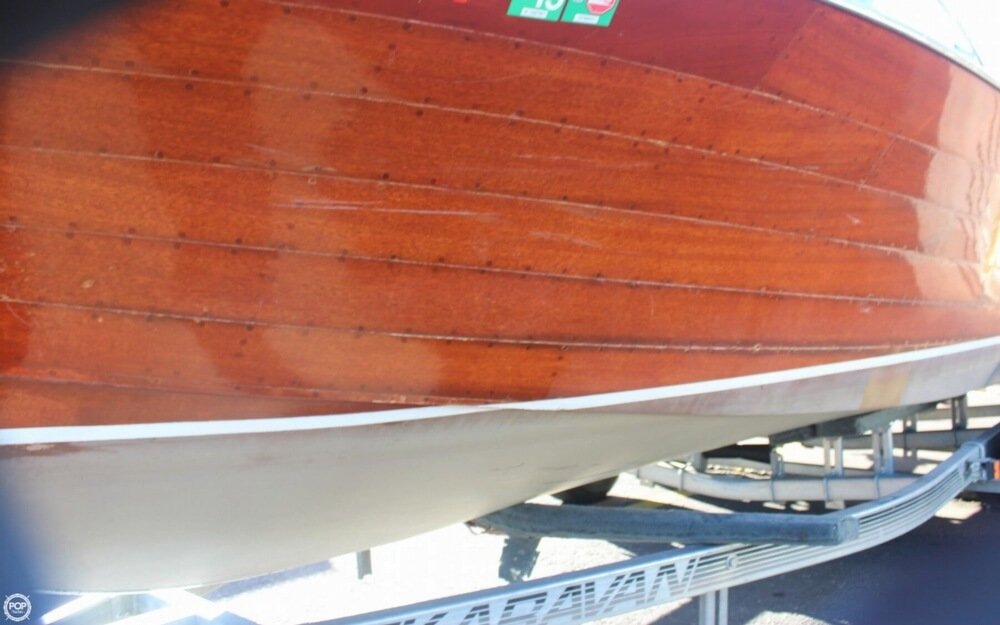1956 Chris Craft boat for sale, model of the boat is 23 Continental & Image # 20 of 40