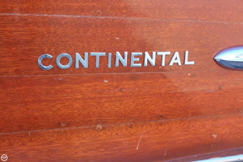 1956 Chris Craft boat for sale, model of the boat is 23 Continental & Image # 27 of 40