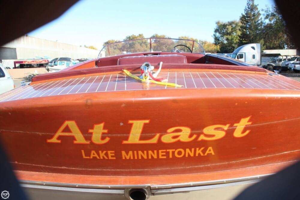 1956 Chris Craft boat for sale, model of the boat is 23 Continental & Image # 32 of 40