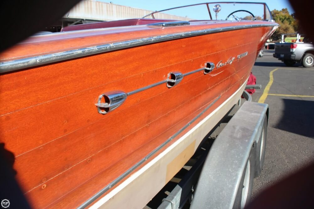 1956 Chris Craft boat for sale, model of the boat is 23 Continental & Image # 33 of 40