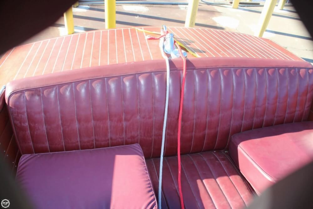 1956 Chris Craft boat for sale, model of the boat is 23 Continental & Image # 37 of 40