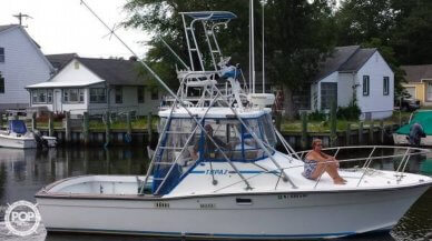 Topaz 28 Express, 27', for sale - $18,000