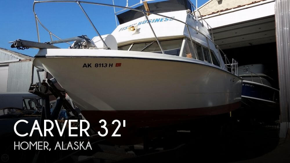 Used Carver Santa Cruz 28 Boats For Sale by owner | 1980 Carver Santa Cruz 28