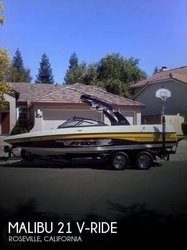 2007 Malibu 21 V-ride - Photo #1