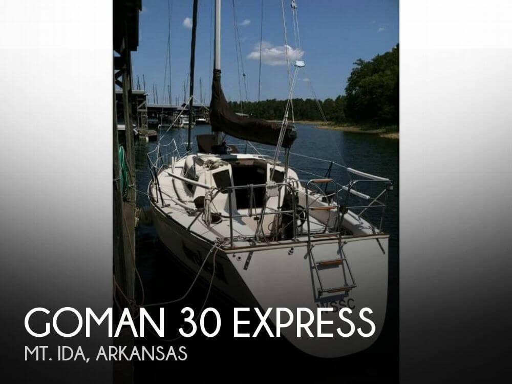 1983 Goman 30 Express - Photo #1