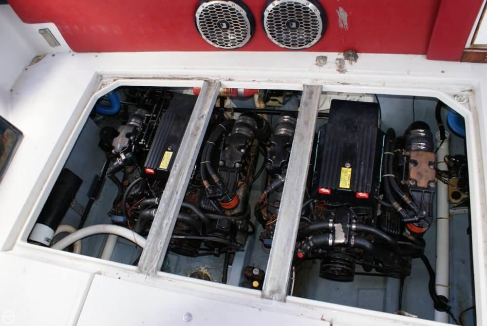 Twin Mercruiser Engines