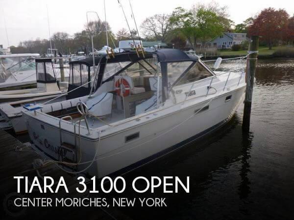 1982 Tiara 3100 Open - Photo #1