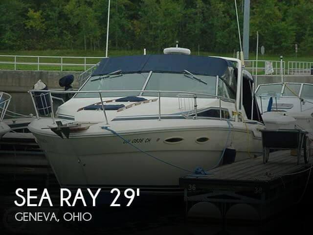 1986 Sea Ray 300 Sundancer - Photo #1