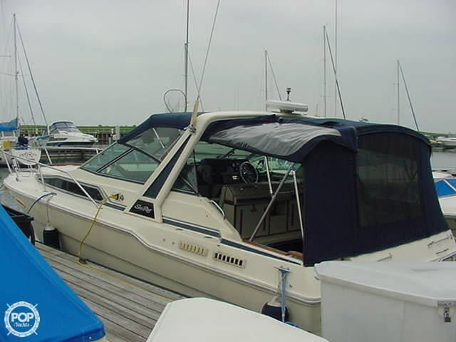 1986 Sea Ray 300 Sundancer - Photo #4