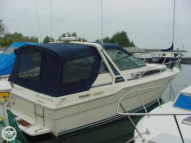 1986 Sea Ray 300 Sundancer - Photo #5