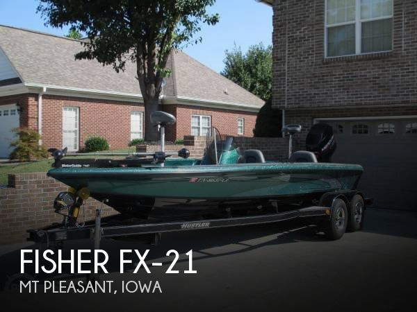 Used Boats For Sale in Kingsport, Tennessee by owner | 1998 Fisher 21