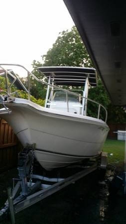 2004 Sea Fox 230C - Photo #2