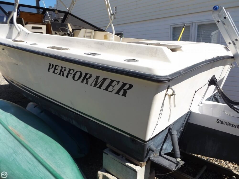 1989 Performer Yachts 24 - Photo #14
