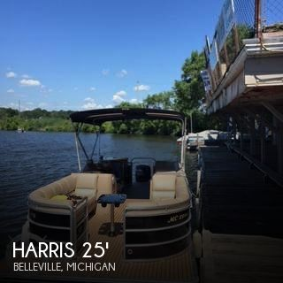 Used Harris Boats For Sale by owner | 2014 Harris 25