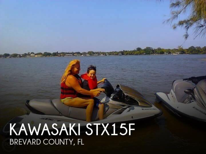 2010 KAWASAKI STX15F for sale