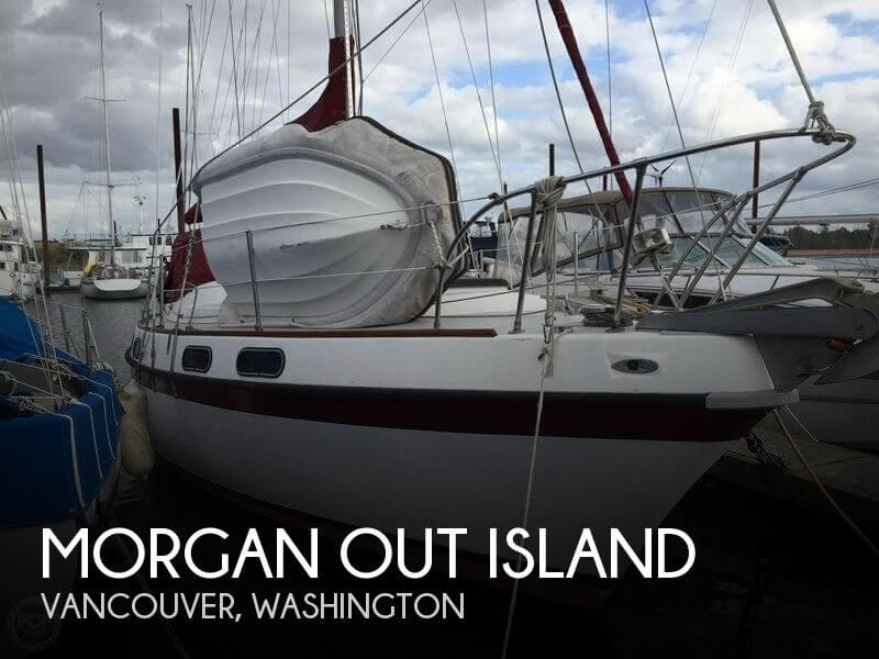 Used Sailboats For Sale in Washington by owner | 1975 Morgan 33