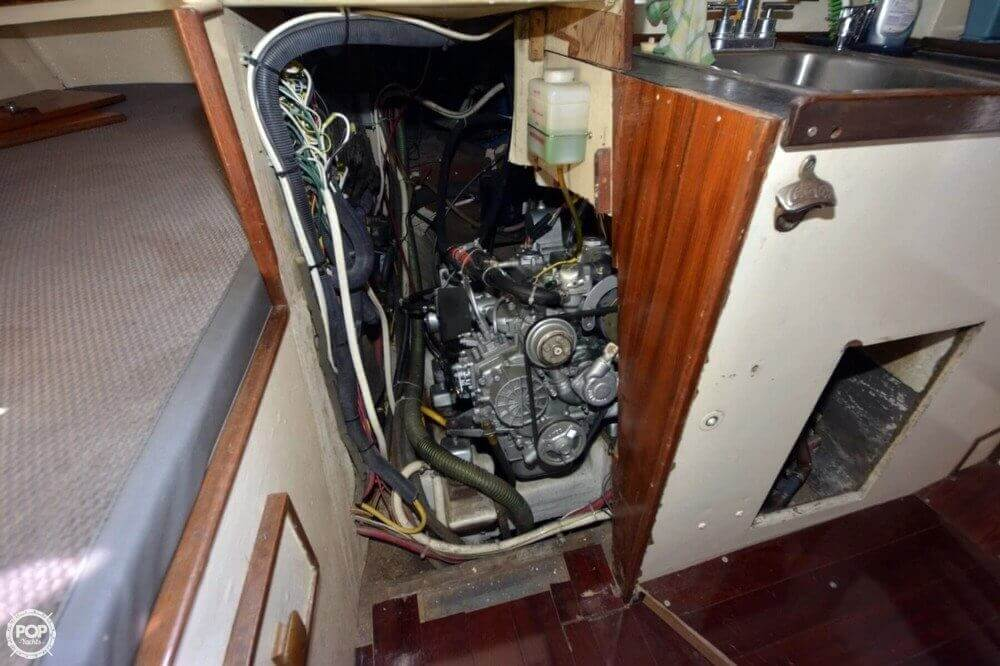 1975 Morgan boat for sale, model of the boat is 33 Out Island & Image # 20 of 40