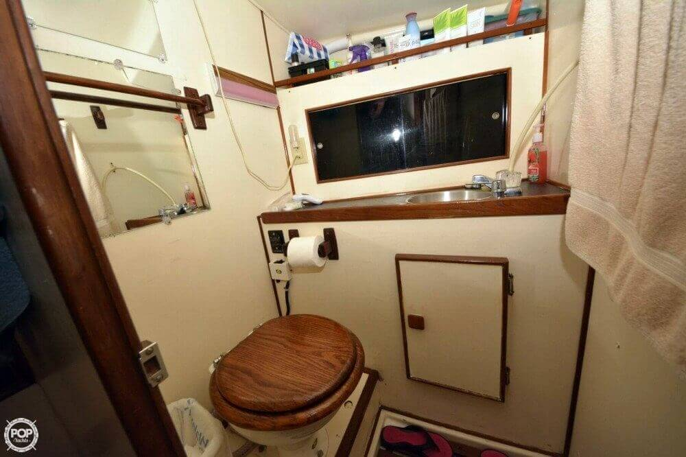 1975 Morgan boat for sale, model of the boat is 33 Out Island & Image # 22 of 40