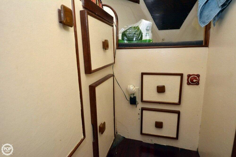 1975 Morgan boat for sale, model of the boat is 33 Out Island & Image # 24 of 40