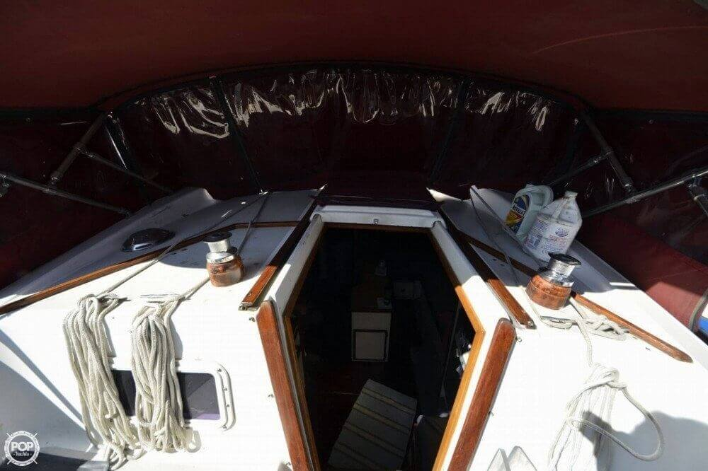 1975 Morgan boat for sale, model of the boat is 33 Out Island & Image # 32 of 40