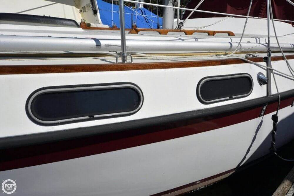 1975 Morgan boat for sale, model of the boat is 33 Out Island & Image # 19 of 40