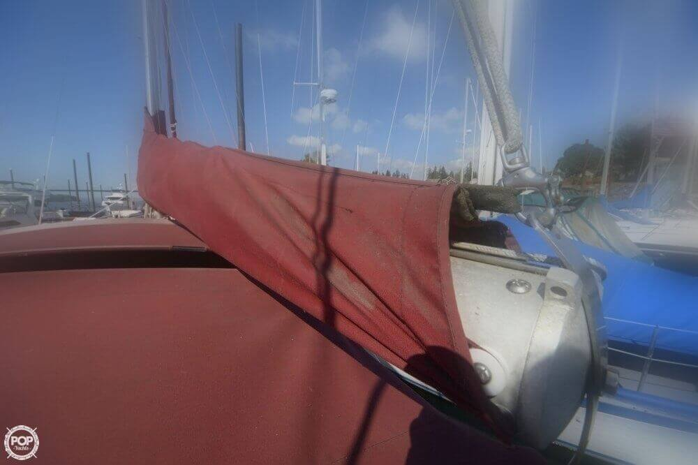1975 Morgan boat for sale, model of the boat is 33 Out Island & Image # 12 of 40