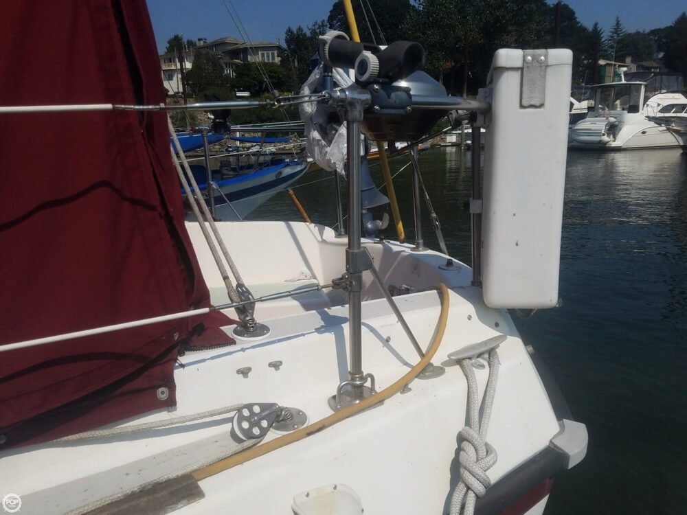1975 Morgan boat for sale, model of the boat is 33 Out Island & Image # 9 of 40