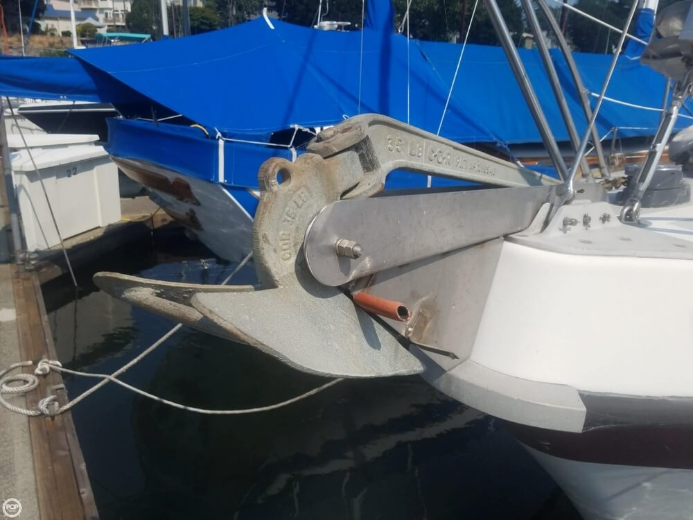 1975 Morgan boat for sale, model of the boat is 33 Out Island & Image # 10 of 40
